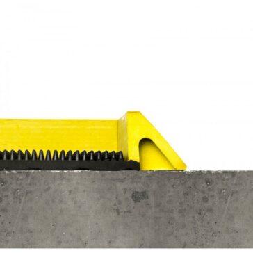 Sanitizing Footbath Tall Wall Mat Profile
