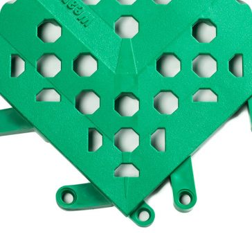 #540 FIT Open Grid Surface Green tile