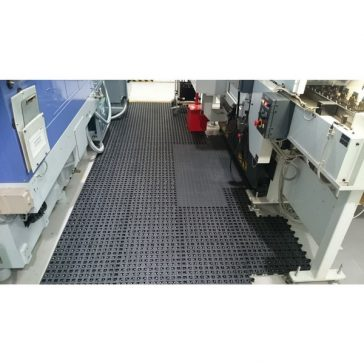 ErgoDeck Heavy Duty Open Grid Custom size