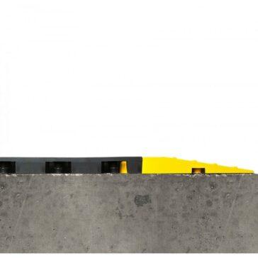 ErgoDeck Heavy Duty Open Grid Side Profile