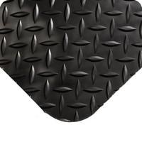 Diamond-Plate Spongecote Plate Black