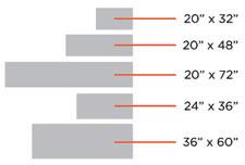 New Life EcoPro Size-Chart