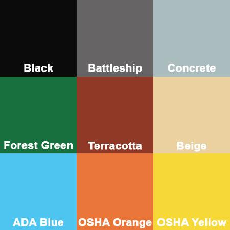 Flex DuraCote Colors