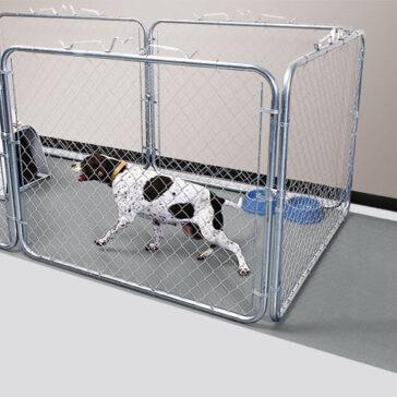 Pet Kennel Liner - Grey