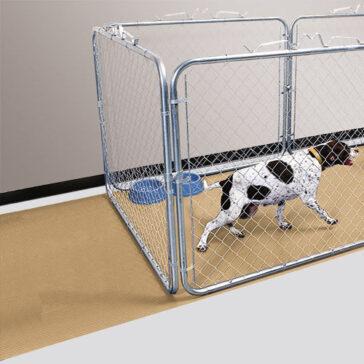 Dog Kennel Liner-SandStone