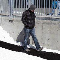 Heated Snow Melting Mats