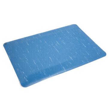 Tile-top AM Custom Mats Blue