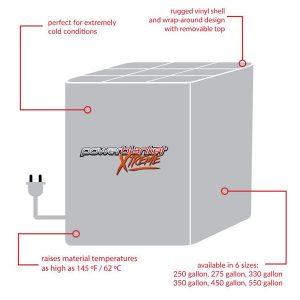 Powerblanket XTREME Tote Warmer