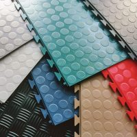 Tuff-Seal Floor Tiles Colors