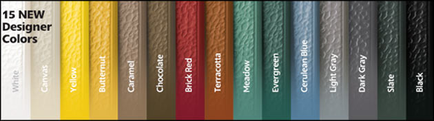 Tuff Seal Colors