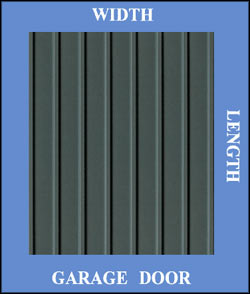 G-Floor width and length